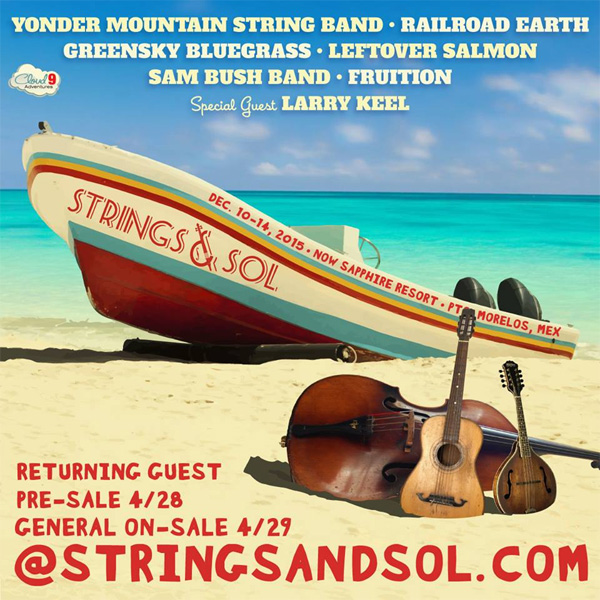 Strings And Sol 2015