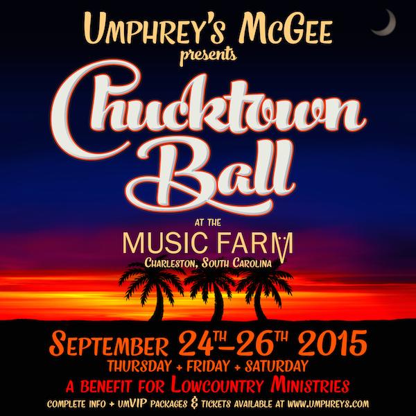Chucktown Ball 2015