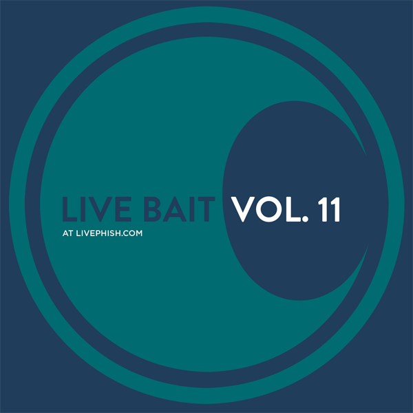Phish - 'Live Bait Vol. 11'