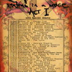 "Papadosio Fall Tour 2015 ""Extras in a Movie: Act I"""