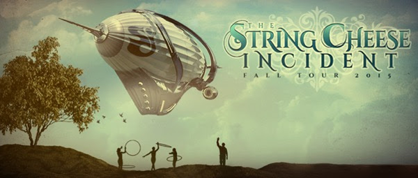 String Cheese Incident - Fall Tour 2015
