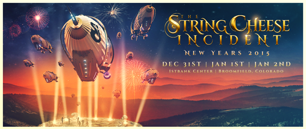 String Cheese Incident - NYE 2015