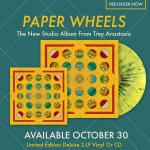 Trey Anastasio Announce New Album 'Paper Wheels' and 2015 Fall Tour