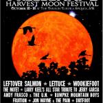 Hillberry Harvest Moon Festival 2015 with Leftover Salmon, Lettuce & More [10.16-18.15]
