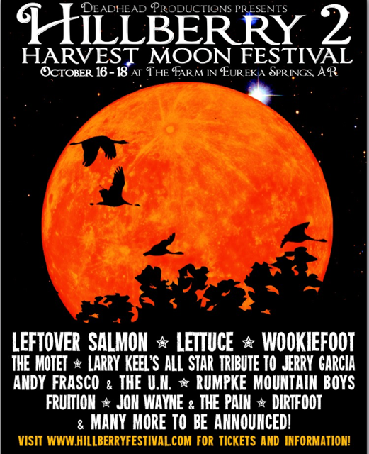 Hillberry Harvest Moon Festival 2015