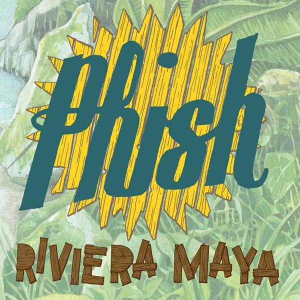 Phish - Riviera Maya 2015