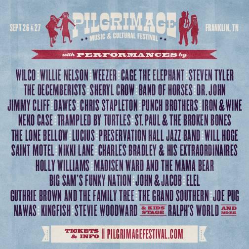 Pilgramage 2015