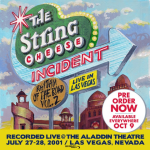 "String Cheese Incident ""Rhythm of the Road: Volume 2, Live In Las Vegas"" Available [10.9.15]"