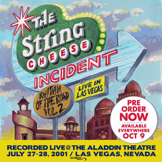 String Cheese Incident - Rhythm of the Road: Vol. 2