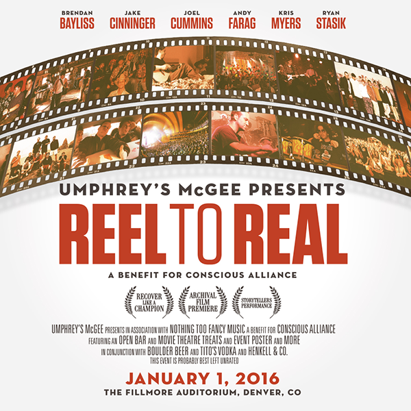 Umphrey's McGee - Reel to Real 2015
