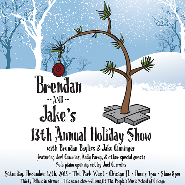 Bredan and Jake's Holiday Show 2015