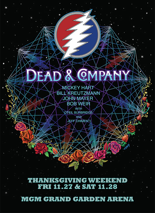 Dead & Company - Thanksgiving 2015