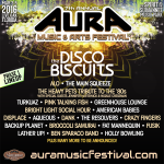 Aura 2016 Dates and Phase 1 Lineup Announced: The Disco Biscuits, ALO, The Main Squeeze & More [3.3-5.16]