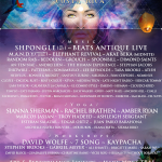 Envision 2016 Releases Dates and Lineup with Shpongle, Beats Antique, Elephant Revival & More