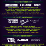 Freaky Deaky 2015 with Bassnectar, Big Gigantic, Pretty Lights & More [10.30-11.1.16]