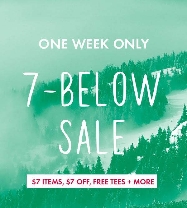 Phish - 7 Below Winter Sale 2015