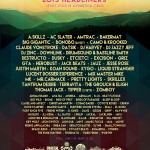 The 18th Annual Shambhala Music Festival 2015