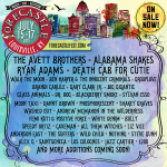 Forecastle 2016 Releases Dates and Initial Lineup: The Avett Brothers, Alabama Shakes & More