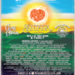 Peach Festival 2015 Releases Full Lineup: Santana, Willie Nelson, Bob Weir & More