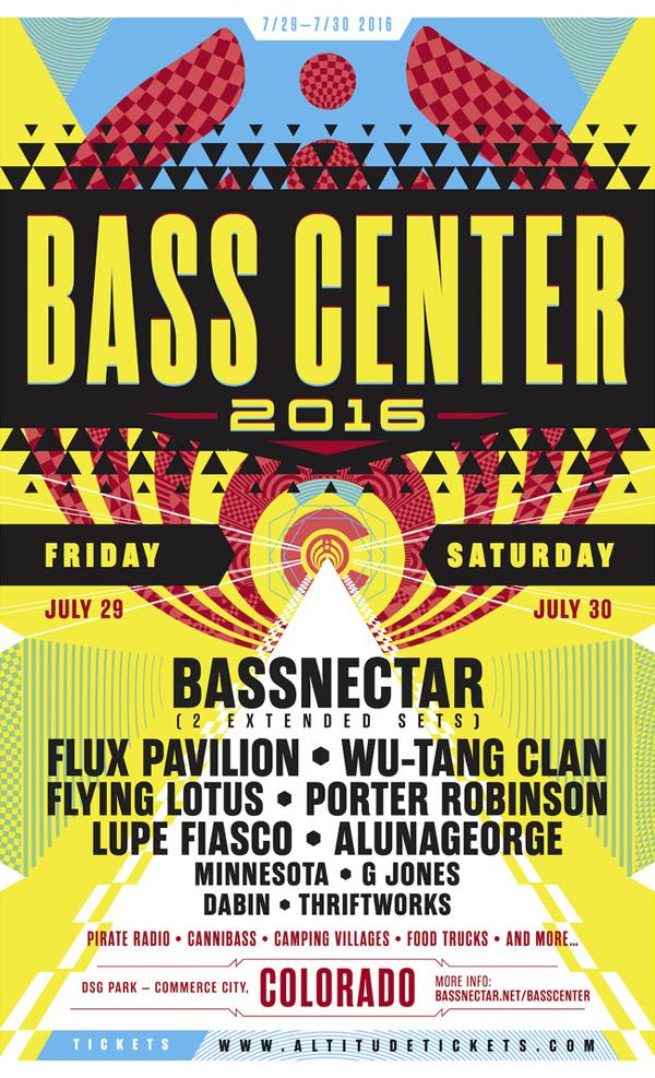 Bass Center 2016