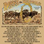 Donna the Buffalo Winter Tour 2016