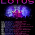 Lotus Winter Tour 2016 Dates Announced