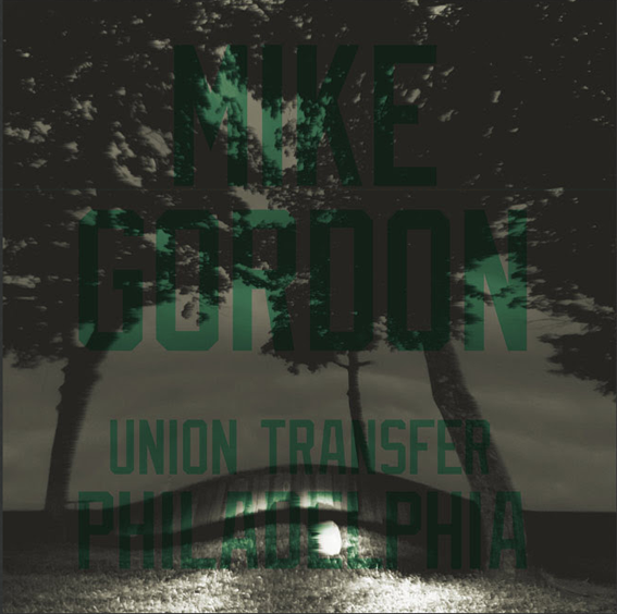Mike Gordon -  Union Transfer Free Download