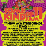 The 11th Annual Some Kind of Jam 2016 with The New Mastersounds, RAQ & More