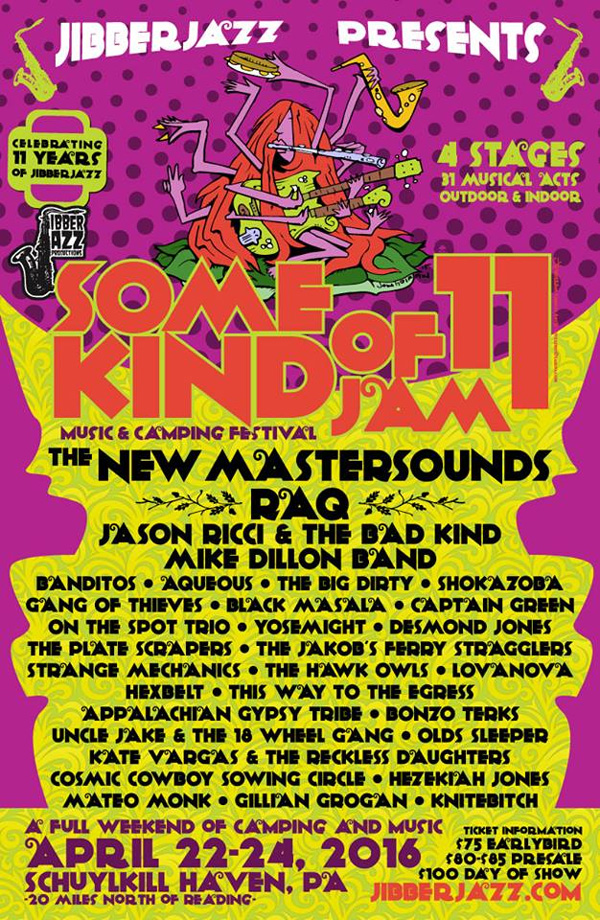 Some Kind of Jam 2016