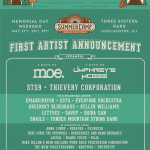 Summer Camp 2016 with STS9, Thievery Corporation, Moe., Umphrey's McGee & More