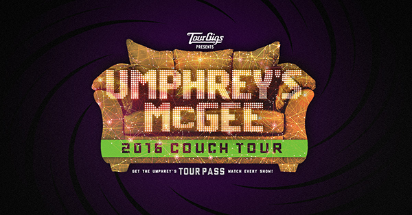 Umphrey's McGee - Couch Tour 2016
