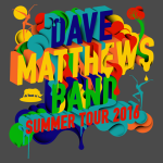 Video ~ Dave Matthews Band Summer Tour 2016
