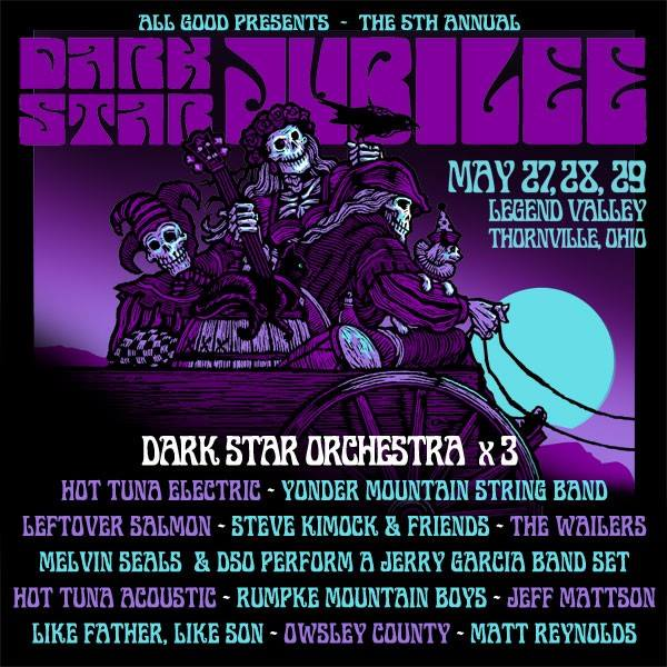 Dark Star Jubilee 2016