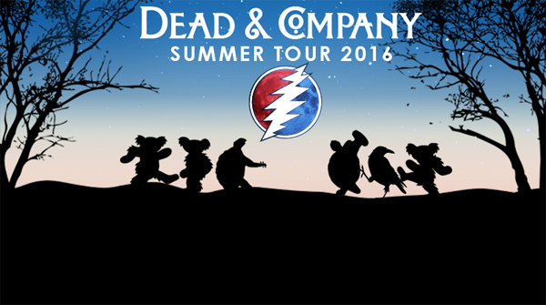 Dead and Company - Summer Tour 2016