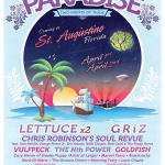 Fool's Paradise 2016 Featuring Lettuce, GRiZ, The Nth Power & More