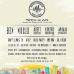 McDowell Mountain 2016 Announce Beck, Kid Cudi, The Avett Brothers & More