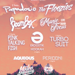 Paradise Music and Arts Festival 2016 with Papadosio, The Floozies, BoomBox & More