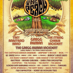 The Peach Music Festival 2016 Lineup Released: Trey Anastasio, String Cheese Incident & Many More