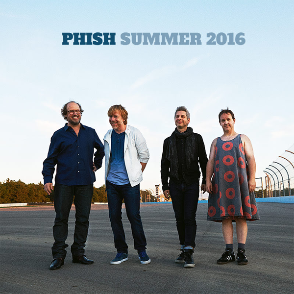 Phish - Summer Tour 2016
