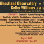Camp Barefoot 2016 to feature Ghostland Obeservatory, The New Deal, Keller Williams & More