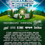 Camp Bisco 2016 Lineup Announced: The Disco Biscuits, Odesza, Big GRiZmatik & More