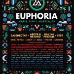 Video ~ Euphoria 2016 Announces Bassnectar, STS9, Dillon Francis & More