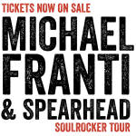 "Michael Franti & Spearhead Summer Tour 2016 ""Soulrocker"""