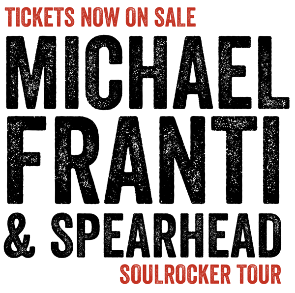 Michael Franti & Spearhead - Soulrocker Tour 2016