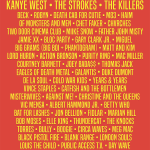 Governors Ball 2016 Announce Kanye West, Beck, The Killers & More