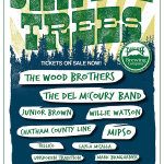 Inaugural Jam In The Trees 2016 with The Wood Brothers, Del McCoury Band & More