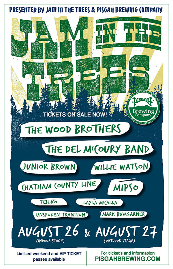 Jam In The Trees 2016
