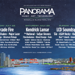 Panorama 2016 Music – Art – Technology at Randall's Island with Arcade Fire, Kendrick Lamar, LCD Soundsystem & More