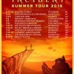 String Cheese Incident Summer Tour 2016 Incidents