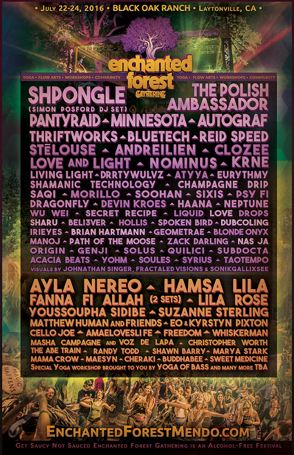 Enchanted Forest 2016